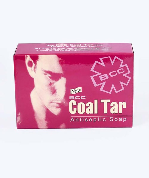 Coal Tar Soap (Antiseptic) 80g