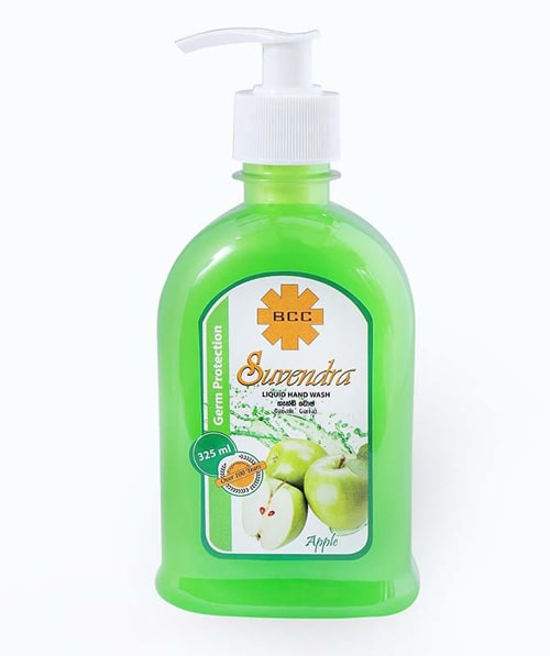 Hand Wash ( Apple / Orange / Floral ) 325ml
