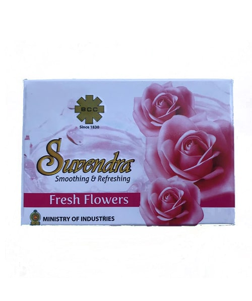 Suvendra Soap (Fresh flowers)70g